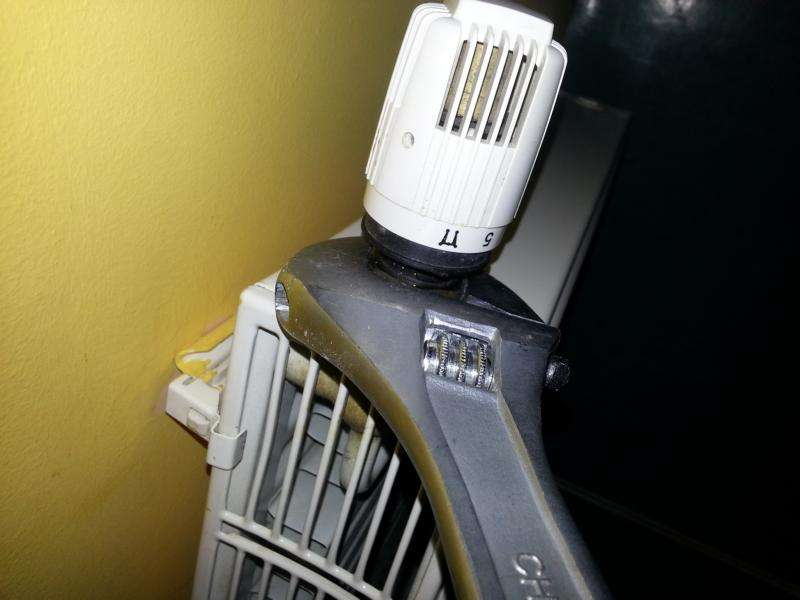 thermostat-demontage